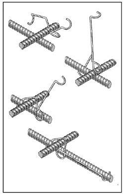 Con-Tie Speed-Clip Rebar Tie| Concrete Construction