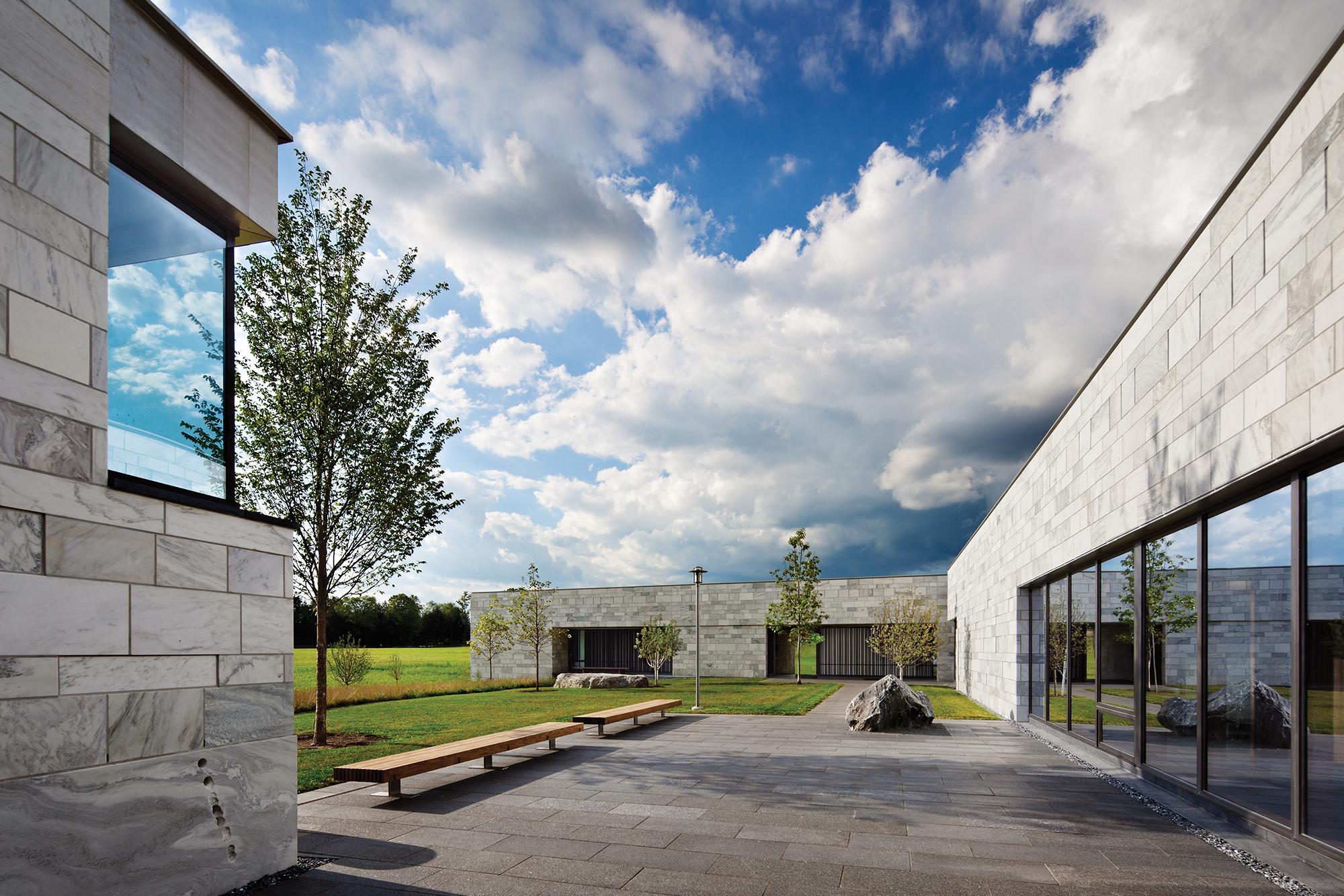 Center for the Advancement of Public Action Bennington College  Architect Magazine  Tod