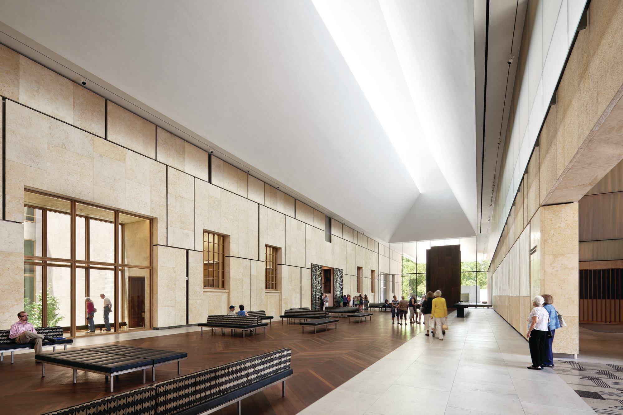 2013 AIA Honor Awards The Barnes Foundation Architect