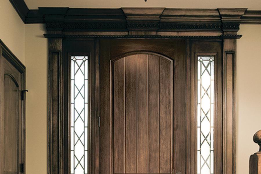 WoodLook Fiberglass Entry Door  JLC Online  Doors
