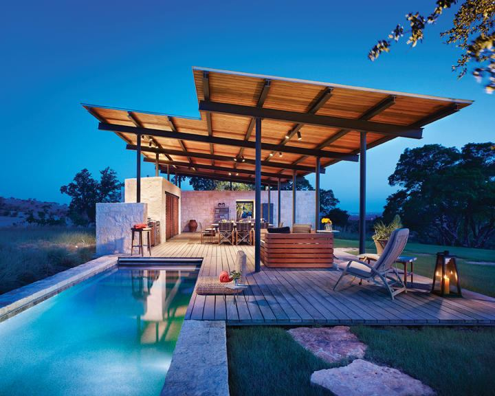 11 Award Winning Outdoor Spaces To Celebrate Spring Builder Magazine Outdoor Rooms Design