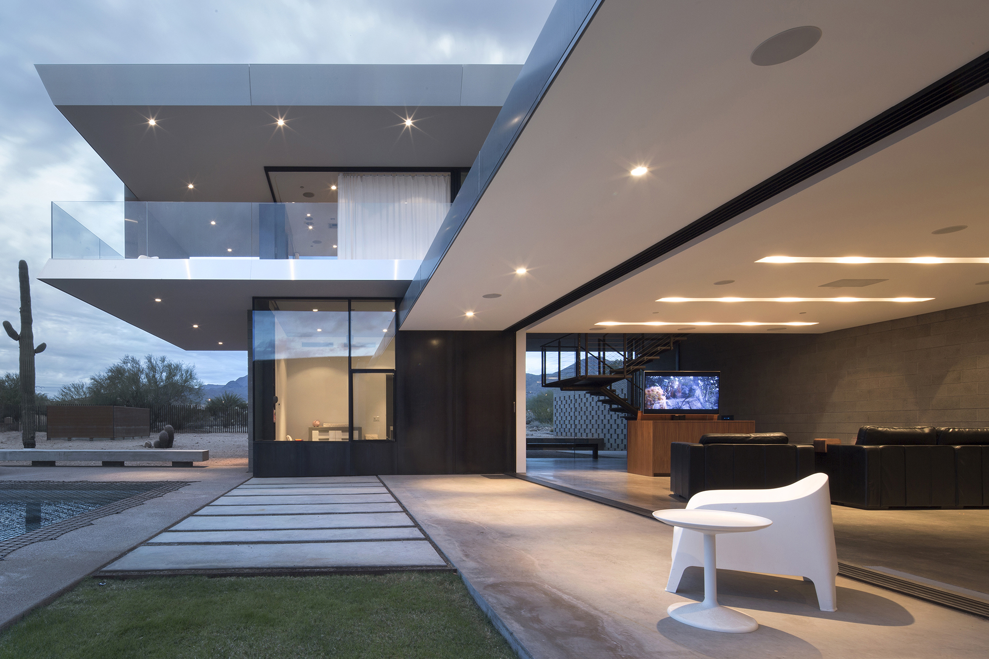 Staab Residence Residential Architect Chen Suchart