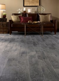 New Laminate Flooring Sports Muted Colors | Builder ...