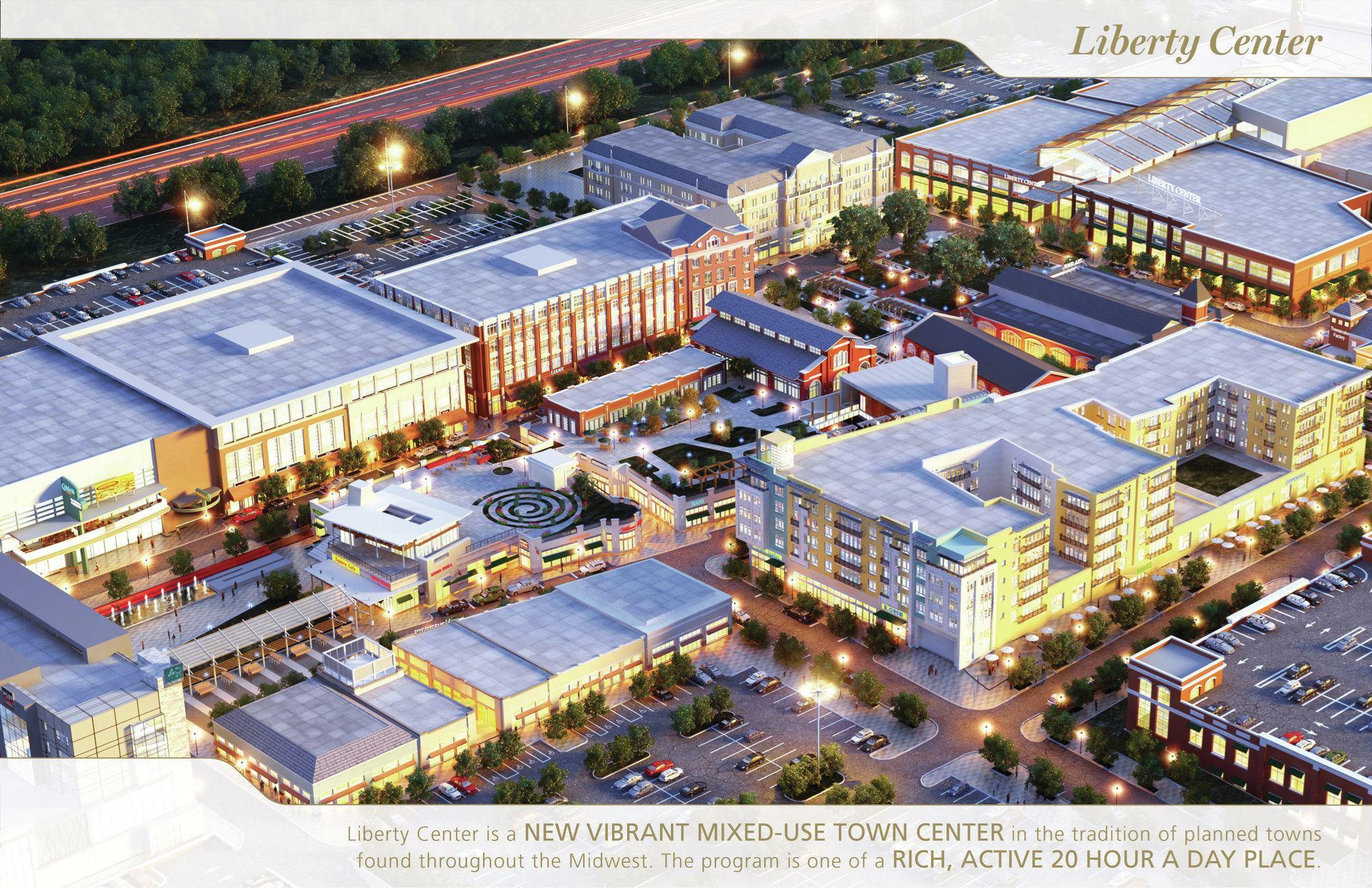 Liberty Center Liberty Township Ohio  Builder Magazine