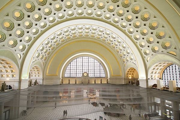 Behind The Scenes Restoring Union Station Architect