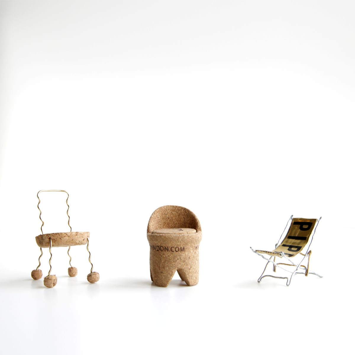 Champagne Chair Design Within Reach Chooses Champagne Chair Contest