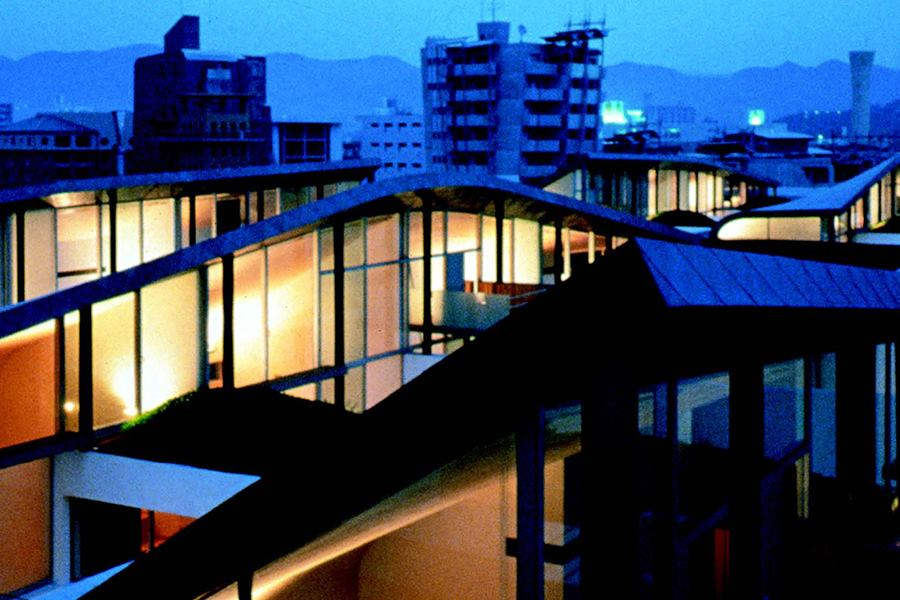 Landmarks Nexus Housing Fukuoka Japan  Multifamily