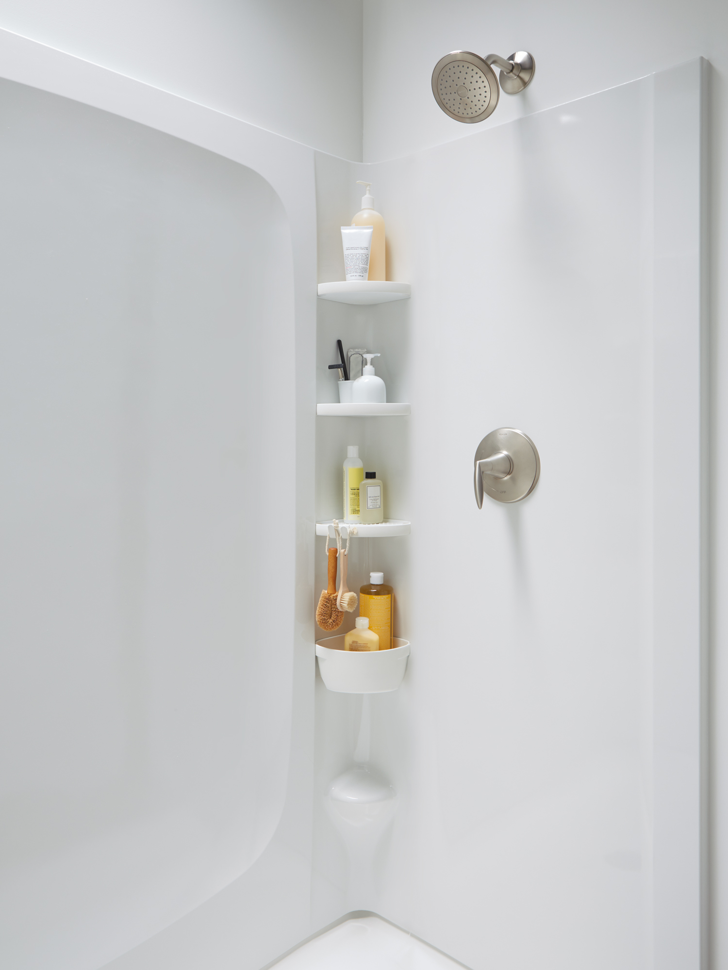 Store More in the Shower with Sterlings Store  JLC Online