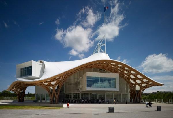 Centre Pompidou Metz Shigeru Ban