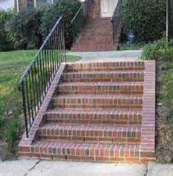 Building Brick Stairs  JLC Online  Concrete Masonry