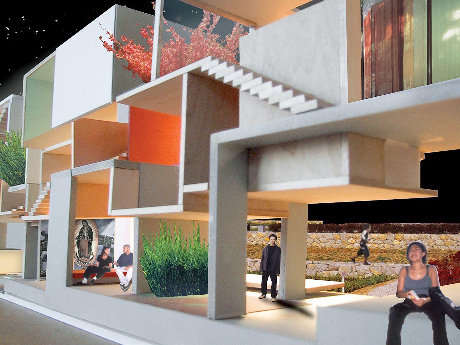 urban acupuncture  Residential Architect  Urban Design