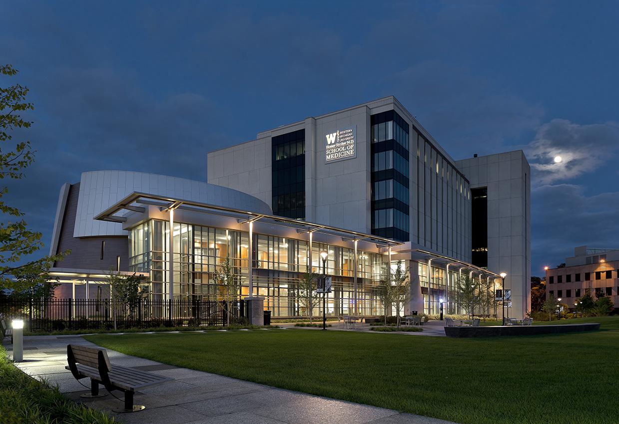 Western Michigan University Homer Stryker MD School Of