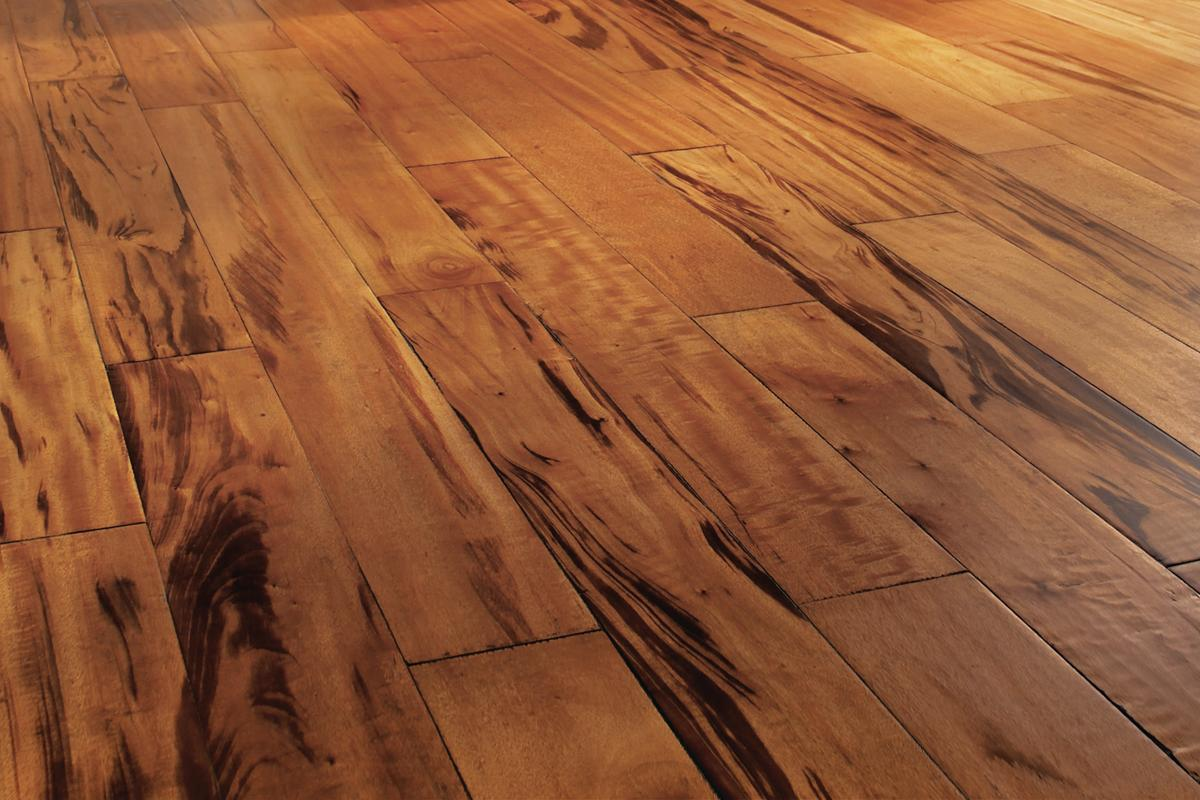 Engineered Wood Flooring Installation