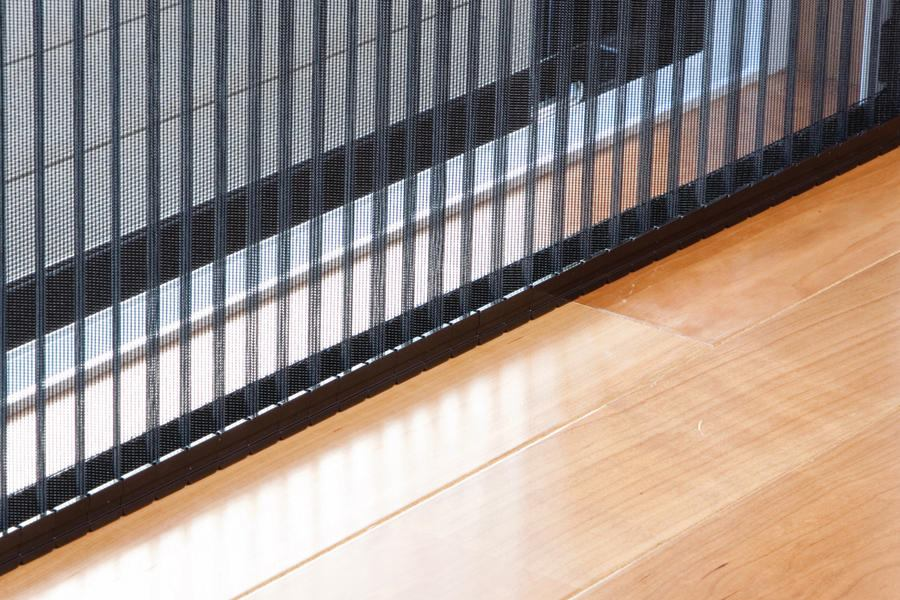 lacantina doors pleated screen system