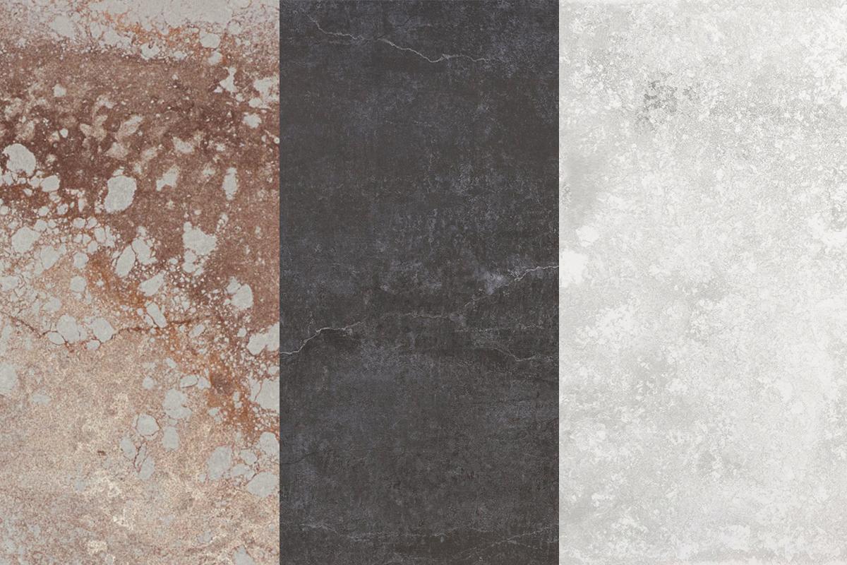 Three Quartz Surfaces that Mimic Concrete  Custom Home