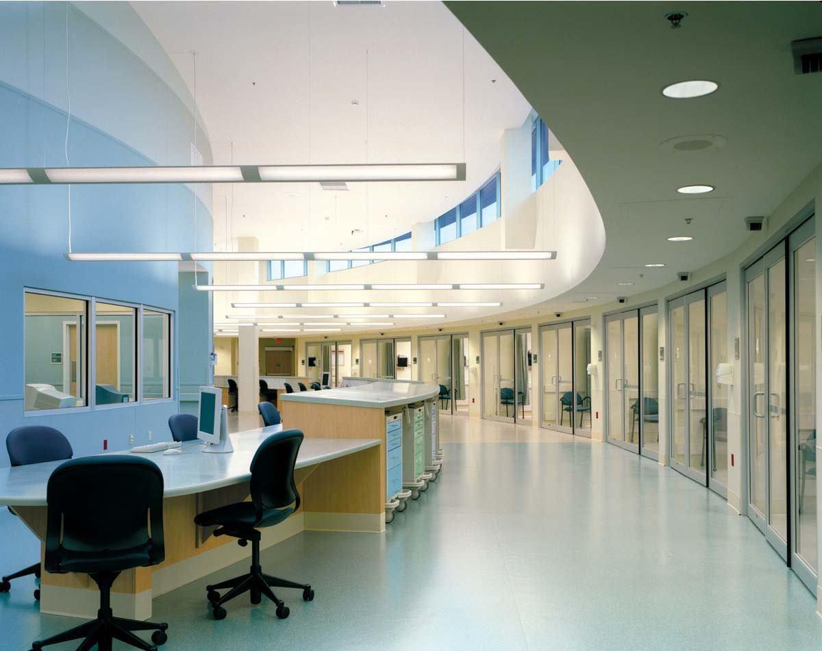 Rethinking the ER Hospital Emergency Department Plans