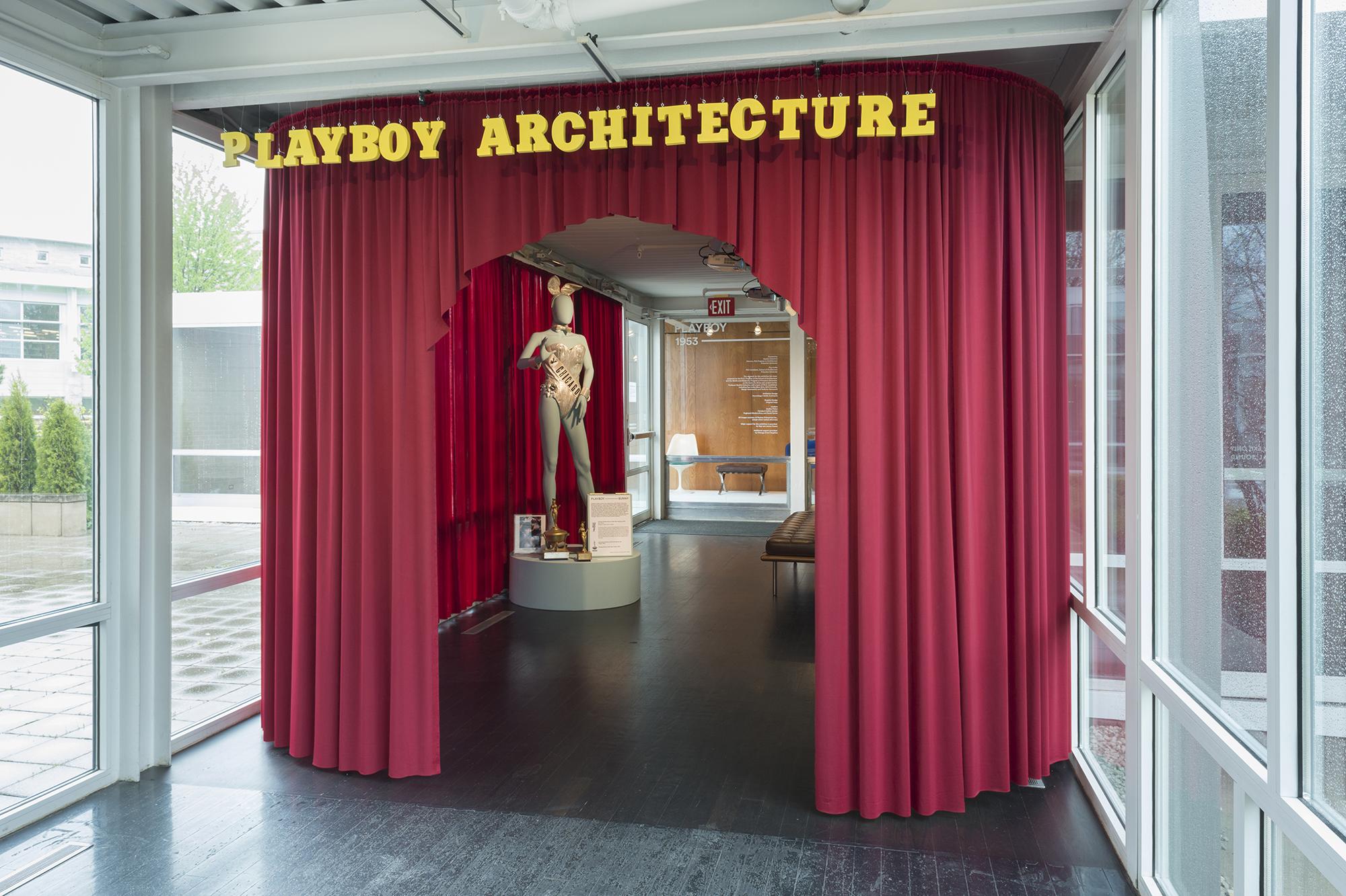 Did Playboy Mainstream Modernism Architect Magazine