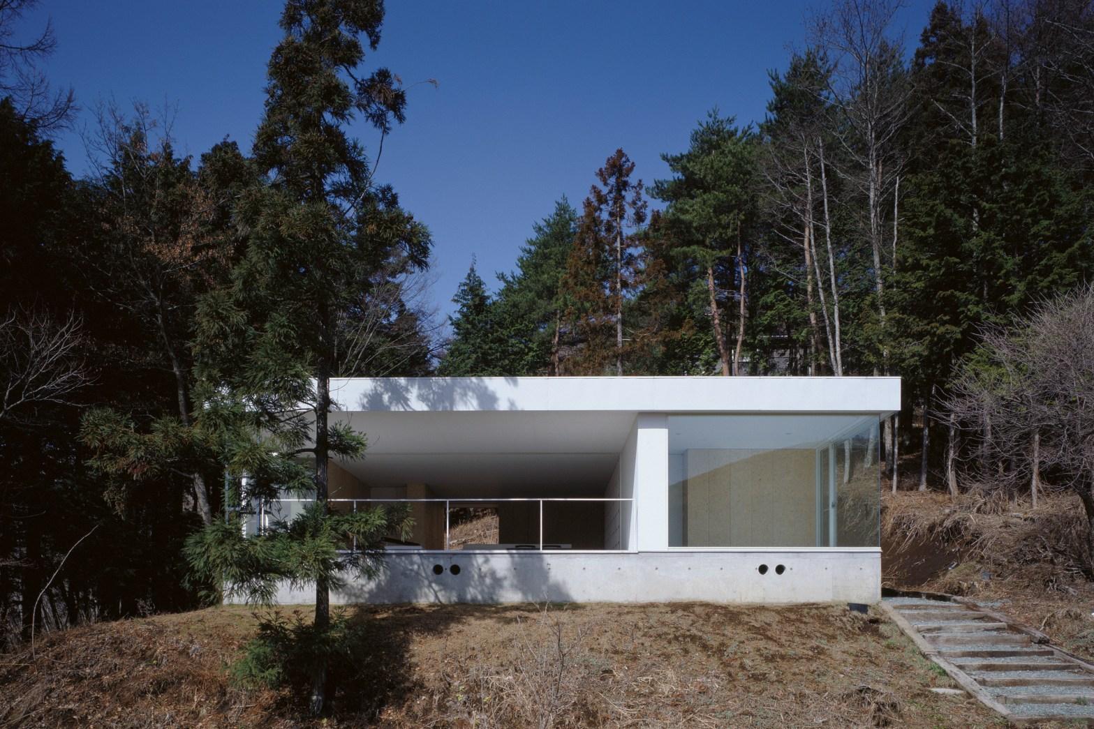 Furniture House 1 Architect Magazine Shigeru Ba