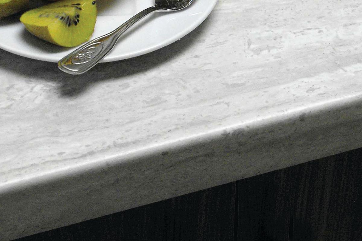 Tight Radius VT Pencil Edge Profile  Remodeling  Countertops Kitchen Bath VT Industries