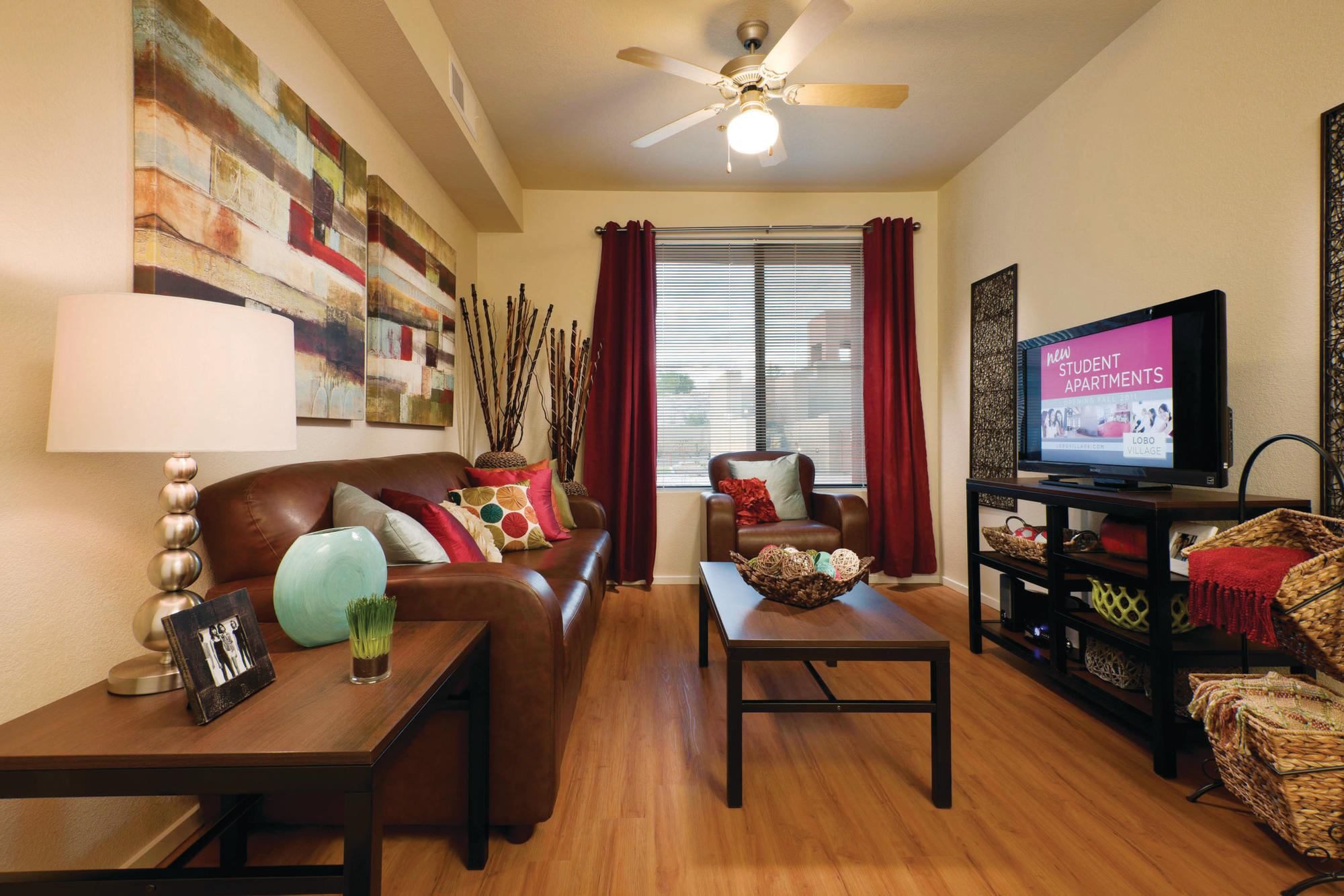 ACC Student Housing Wows University of New Mexico