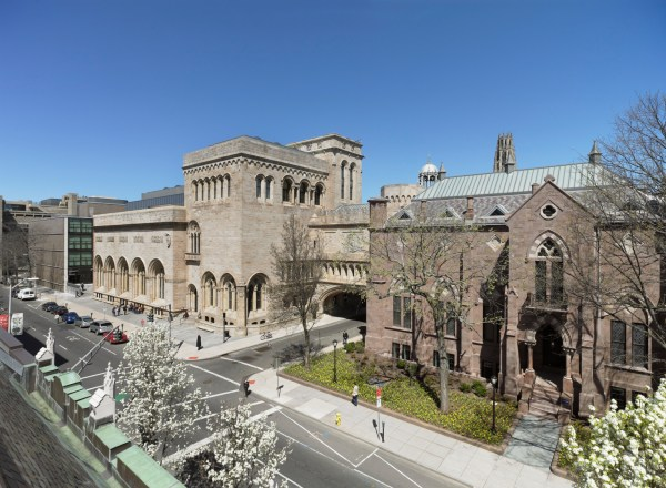 Yale University Art Renovation And Expansion