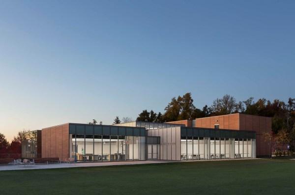 Dwight-englewood School Hajjar Stem Center Architect
