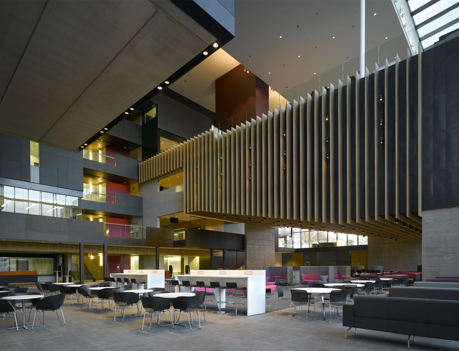 John Henry Brookes Building Oxford Brookes University  Architect Magazine  Design Engine