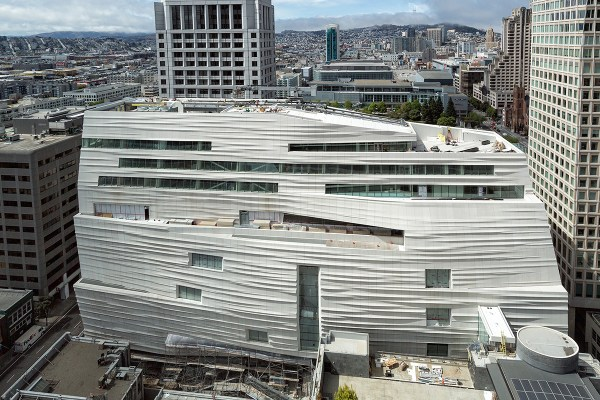 Expanded San Francisco Museum Of Modern Art Open In