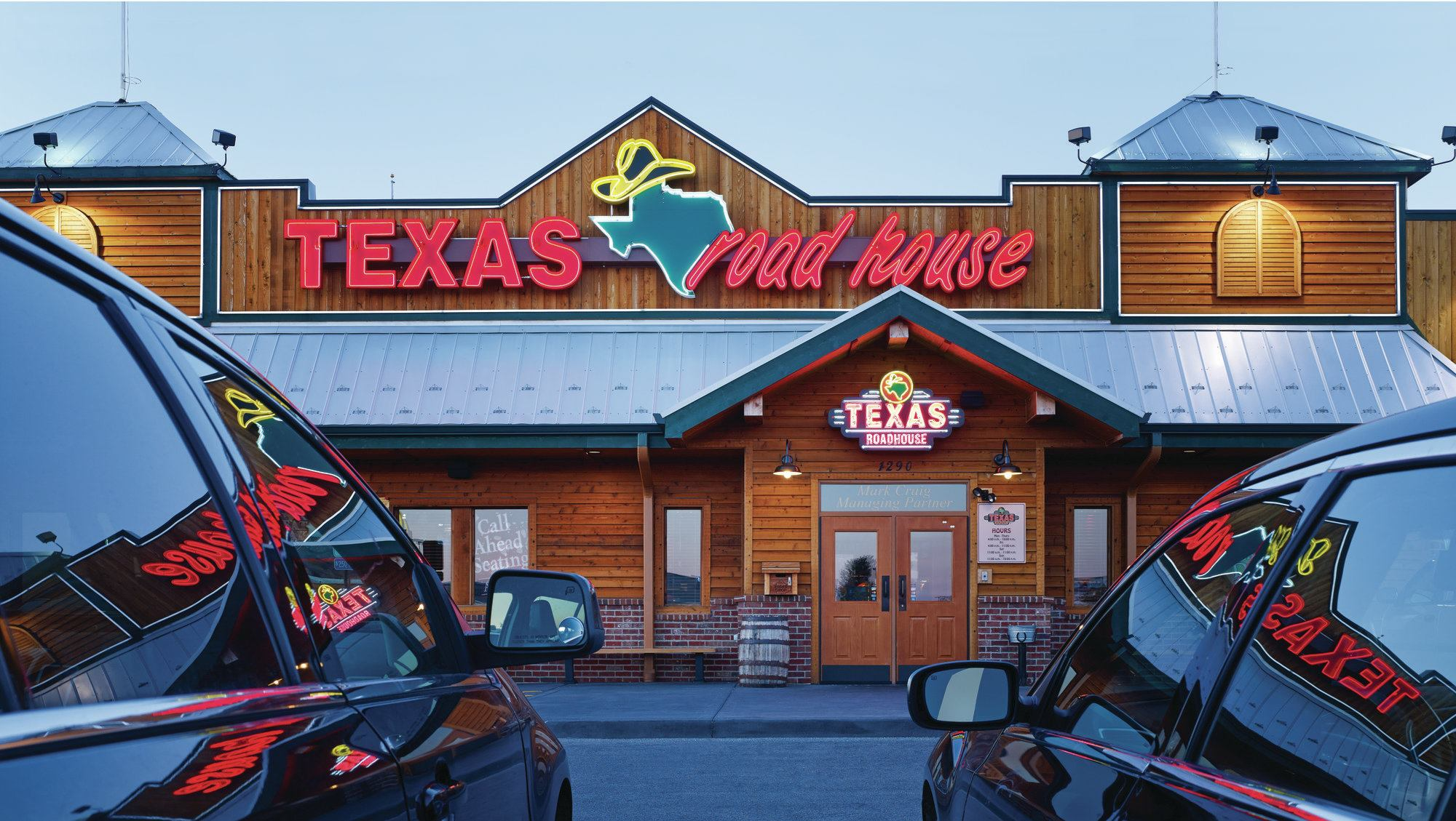 GreenbergFarrow Texas Roadhouse and Retail Architecture  Architect Magazine  Business