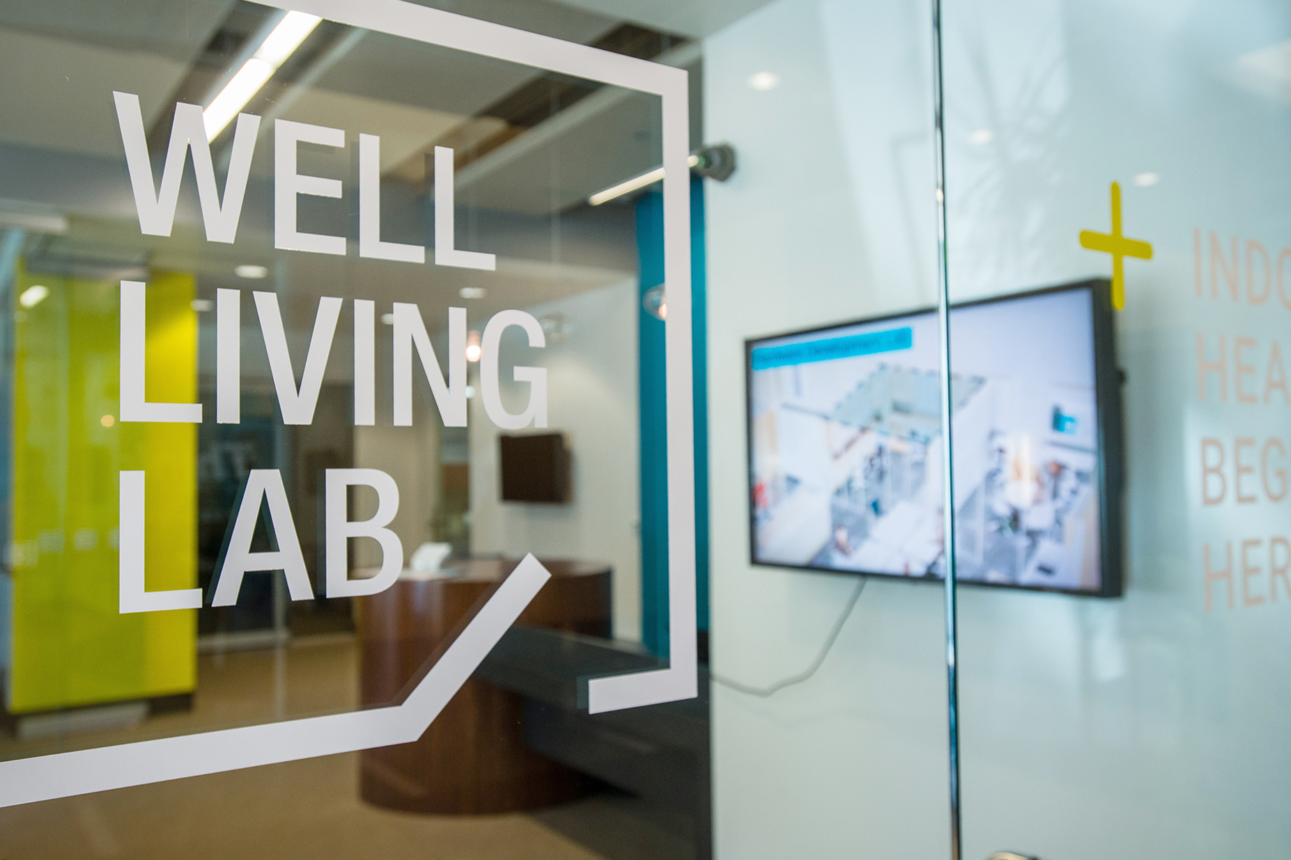 The Well Living Lab Attempts To Connect Human Health With