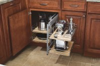 Diamond Cabinetry Base Corner Pull-Out | Remodeling ...