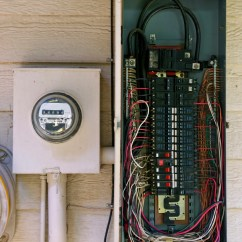 Service Entrance Panel Wiring Diagram Rf Transmitter And Receiver Block Main | Jlc Online
