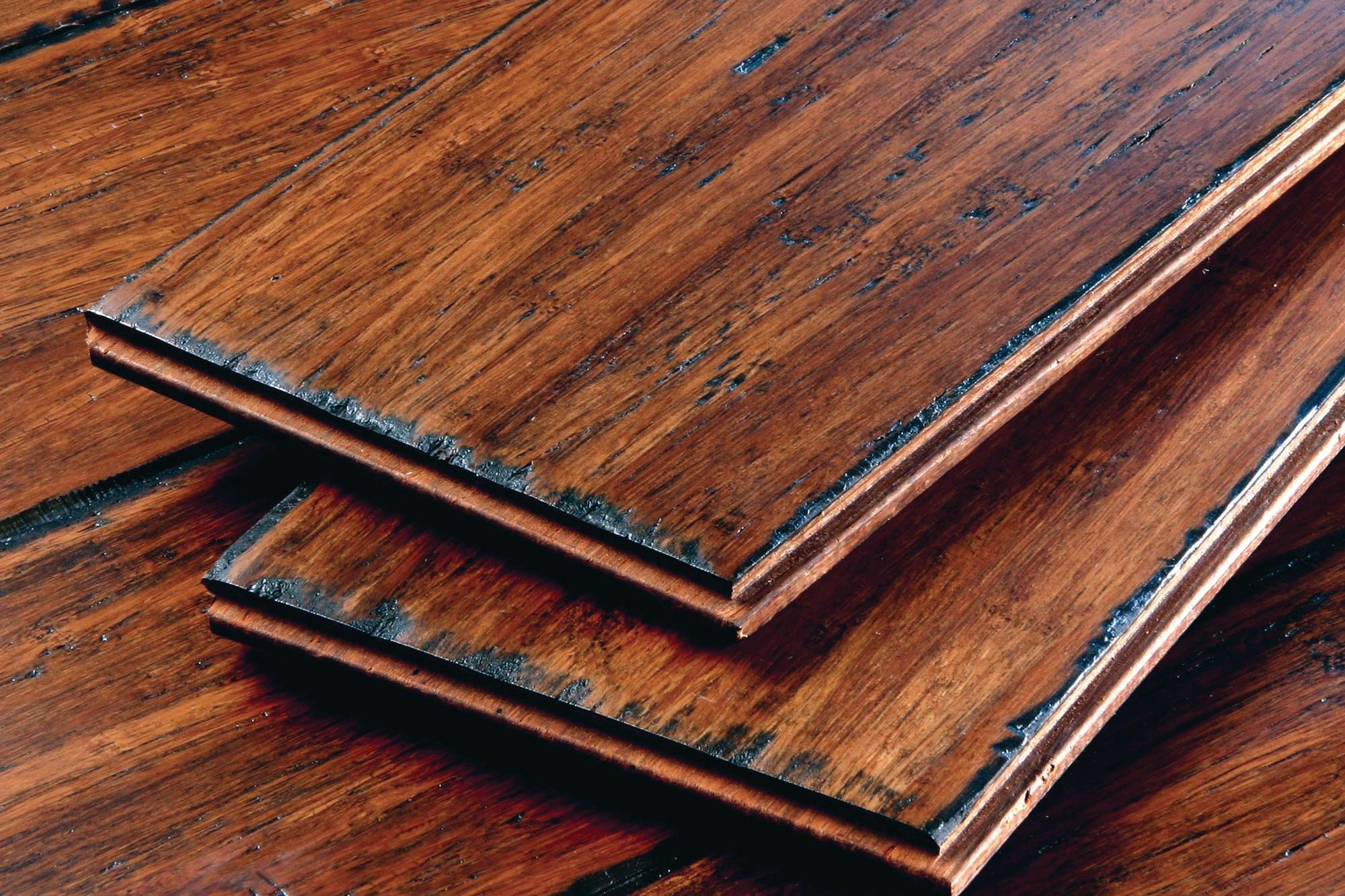 Product Review Bamboo Flooring Custom Home Magazine Flooring Green Products Air Pollution
