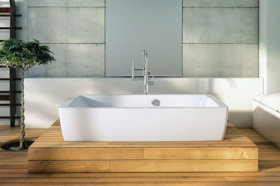 Bath Platform from BainUltra  Custom Home Magazine
