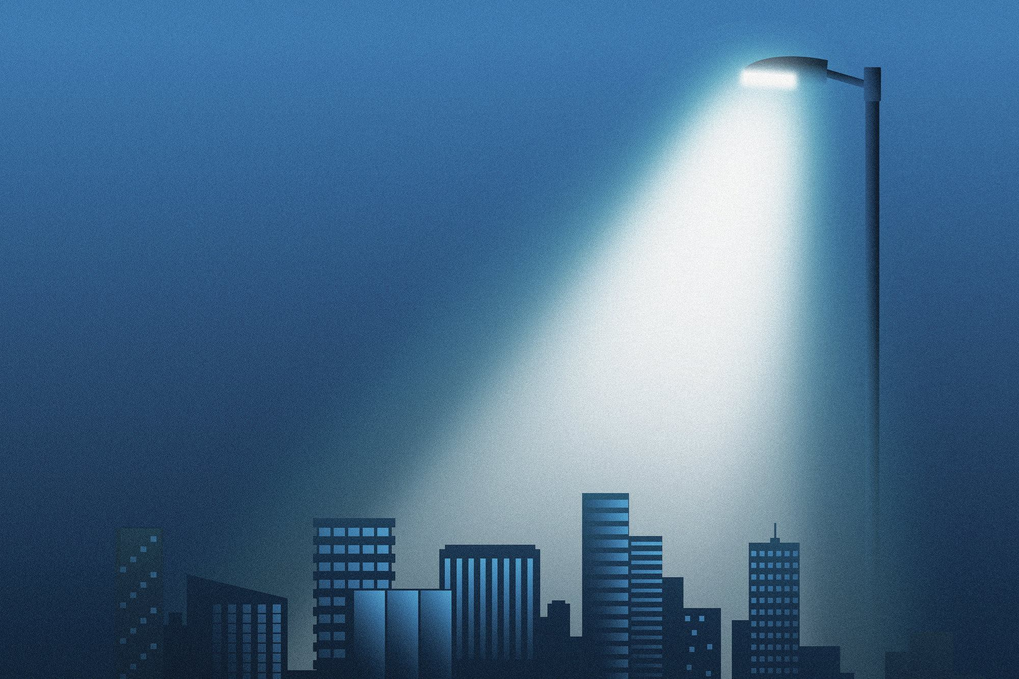 LEDs Make Inroads Into Streetlighting  Architectural