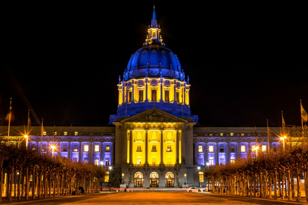 San Francisco City Hall Becomes The Oldest LEED Platinum