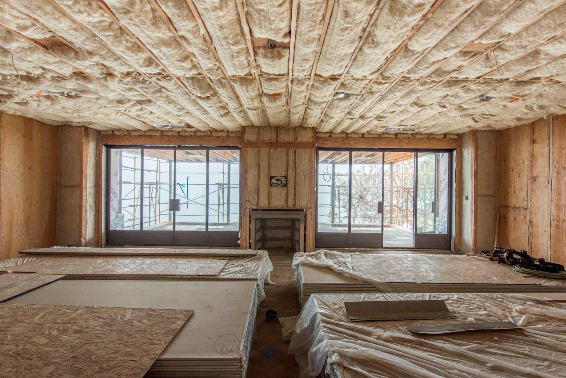 Insulating Homes with Natural Sheeps Wool  Builder Magazine  Insulation Products Renewable