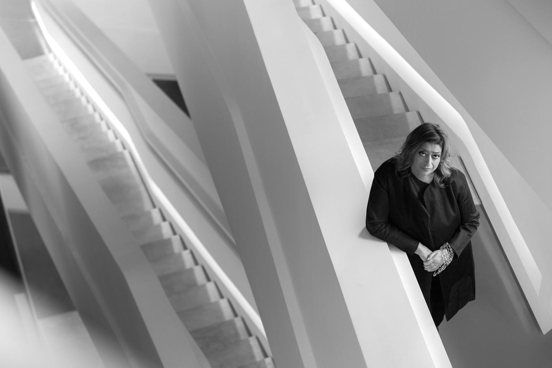Architect Zaha Hadid Dies At 65 Architect Magazine