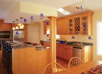 Kitchen lighting design ideas   Remodeling   Kitchen ...
