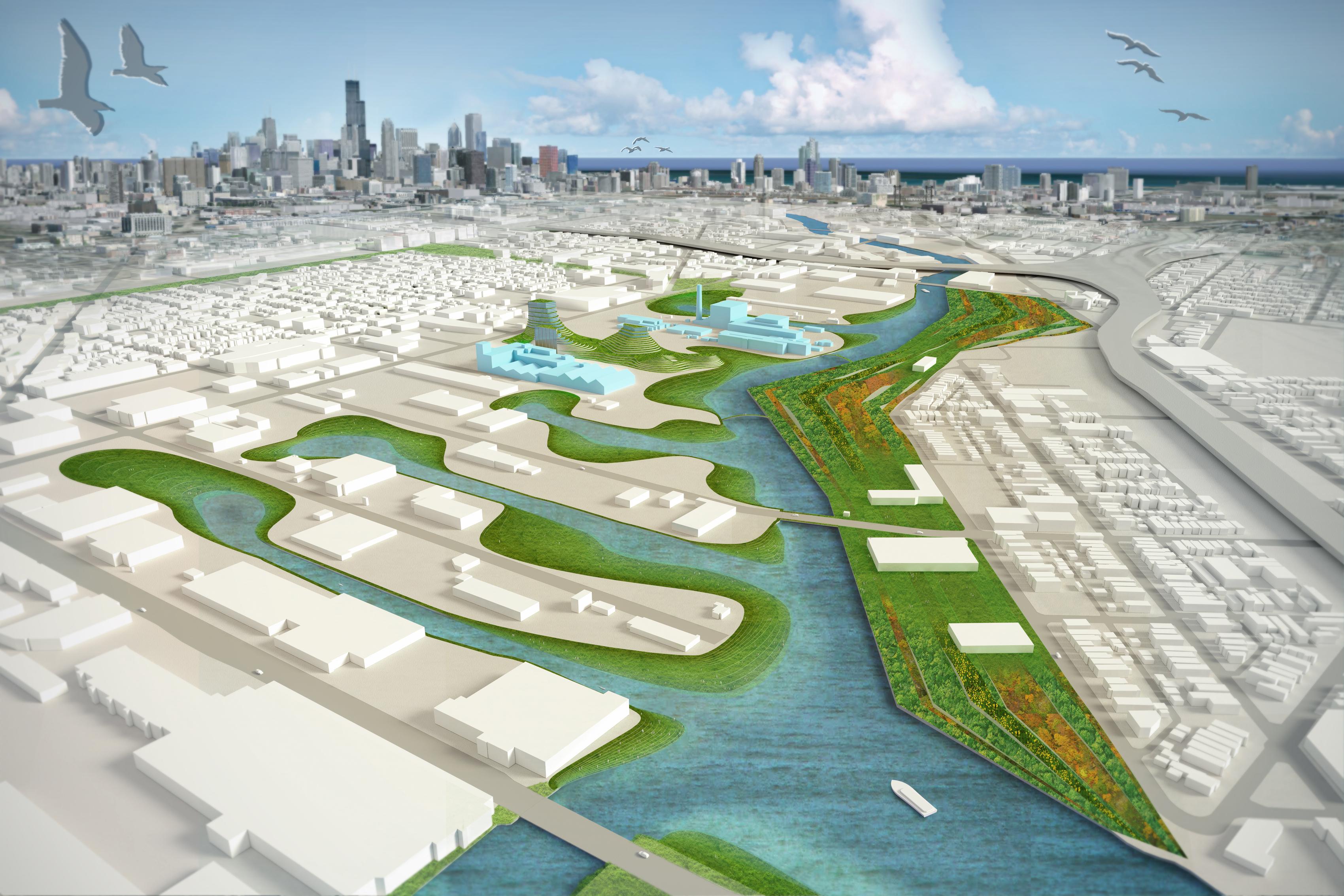 Take Me To The River Architect Magazine Chicago IL