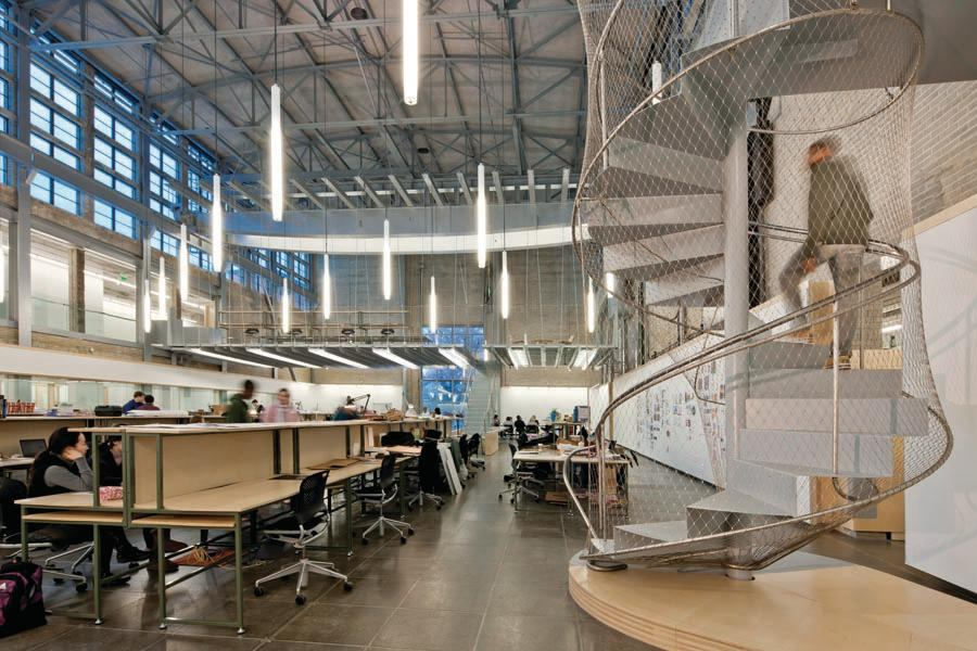 Architecture Aloft  Architect Magazine  Adaptive Reuse Preservation Design Energy