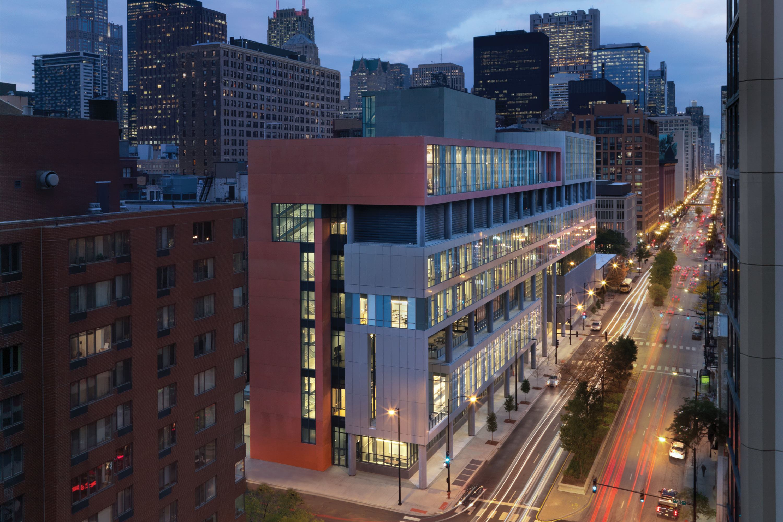 William Jones College Preparatory High School  Architect Magazine  Education Projects Urban