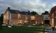 Contemporary House Architect Magazine Plan Bureau