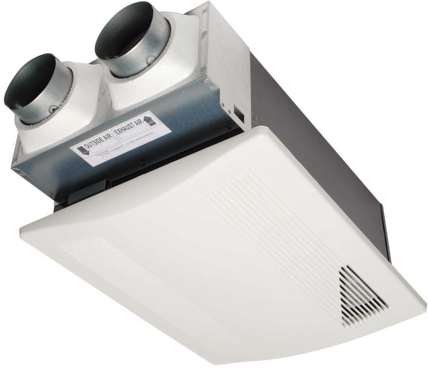 kitchen ventilator clearance panasonic whispercomfort spot energy recovery ...