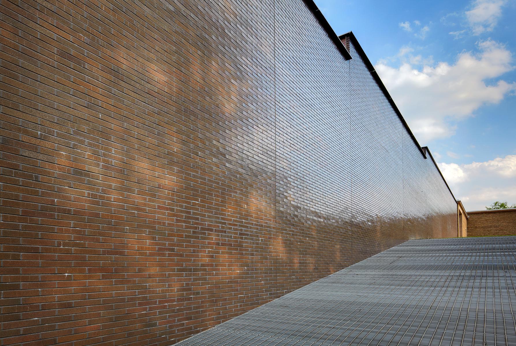 Study Brick Buildings Cost Less than Precast Metal and Glass Masonry Construction  Brick