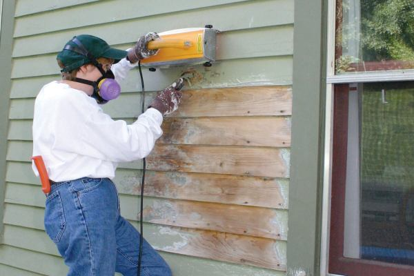 Lead-safe Remodeling With Dust-containment And Meticulous