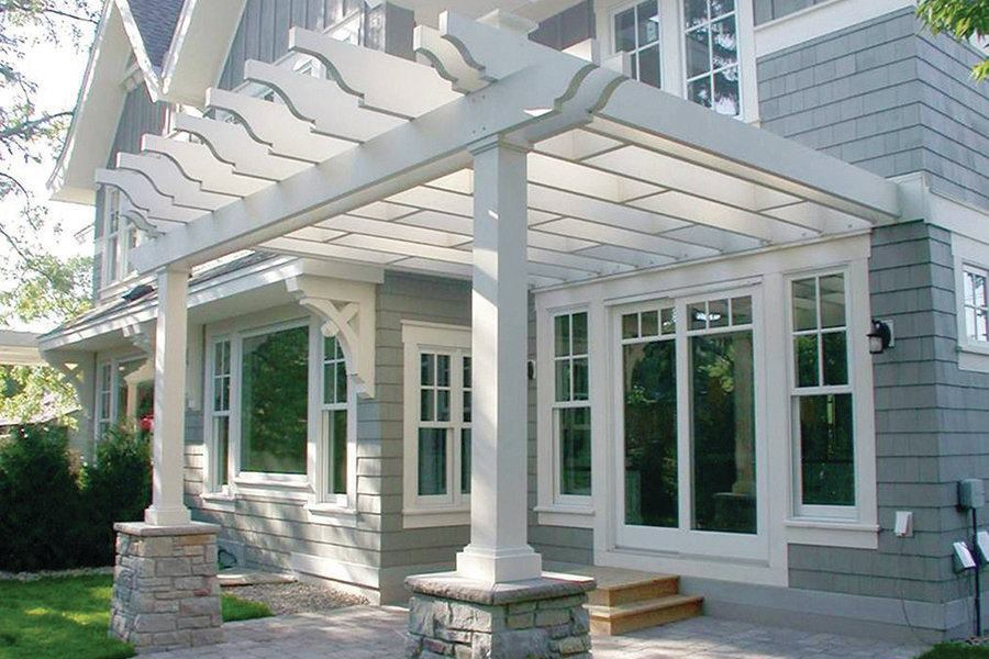 Vinyl Porch Column Wraps