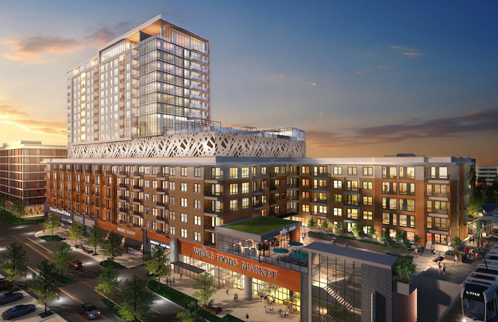 Crescent Communities Looks to Redefine Urban Living in Uptown Charlotte  Multifamily