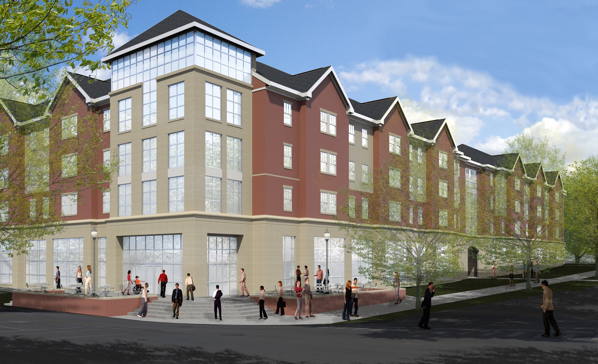 EdR Begins 6th Phase Of UK Student Housing Project