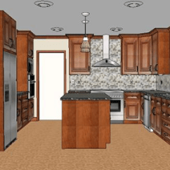 Kitchen Remodle Sears Suites Cost Vs Value Project Major Remodel Upscale Remodeling After